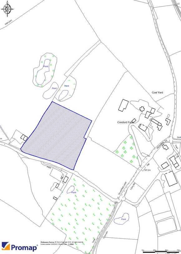 Land off Dilhorne Lane, Dilhorne Lane, Dilhorne, Stoke-On-Trent