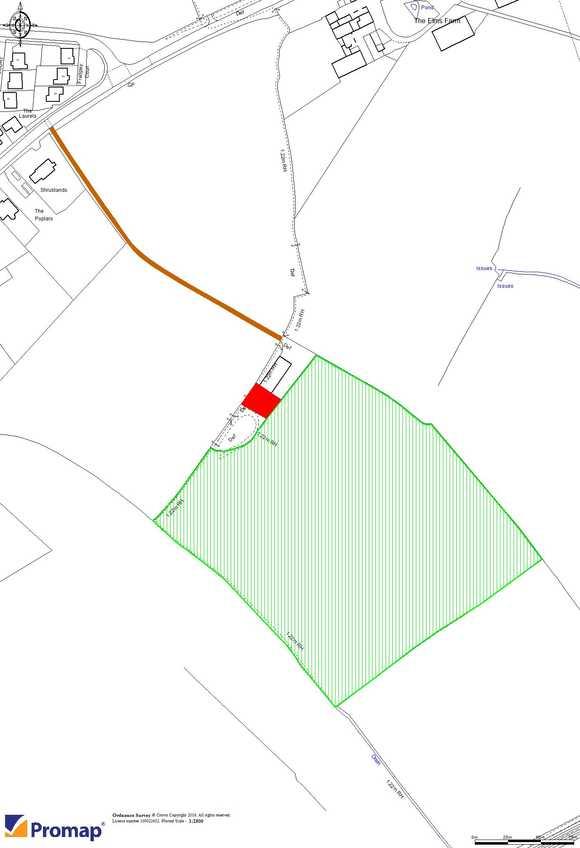 Development Opportunity, Stone Road, Bramshall