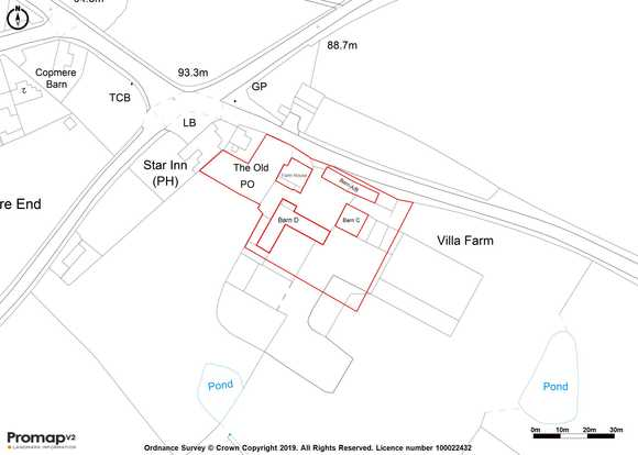 Villa Farm, Copmere End, Eccleshall, Stafford