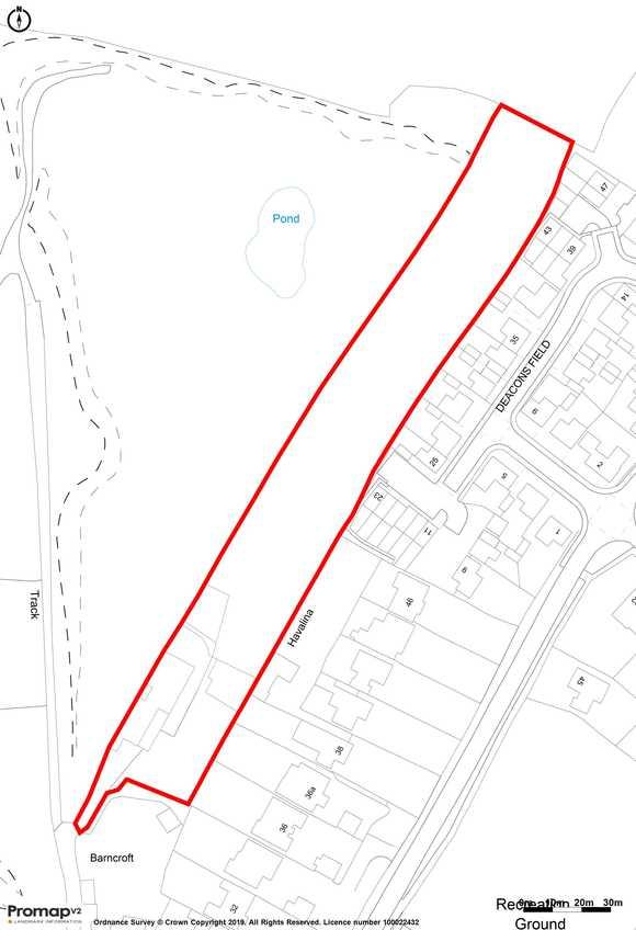 Land off , Orams Lane , Brewood