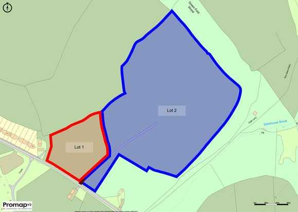 Lot 1, Land at Dungworth Green, Bradfield, Sheffield