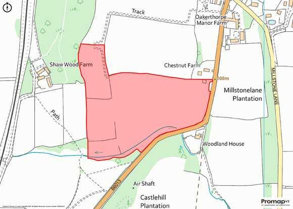 Land off Chesterfield Road, Oakerthorpe, Alfreton