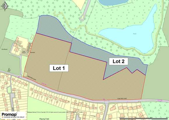 Residential Development Site, Tenford Lane, Tean, Stoke-On-Trent