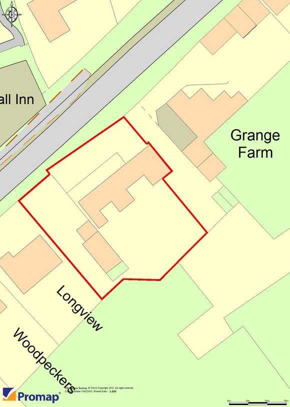 The Barns, Grange Farm, Bramshall