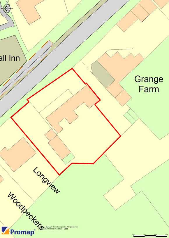 The Barns, Grange Farm, Bramshall