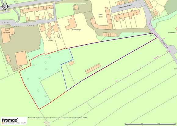 Residential Development Site , off Lesser Lane, Fairfield, Buxton
