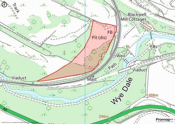 Land off Monsal Trail, Blackwell, Buxton