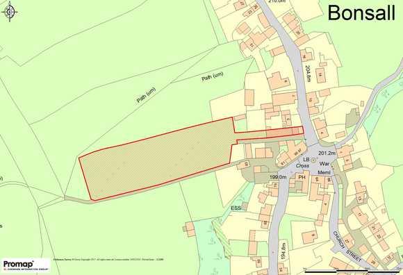 Barn off High Street, Bonsall, Matlock