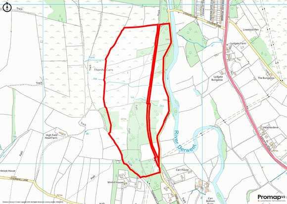 Land off Carr Lane, Thornhill, Bamford, Hope Valley