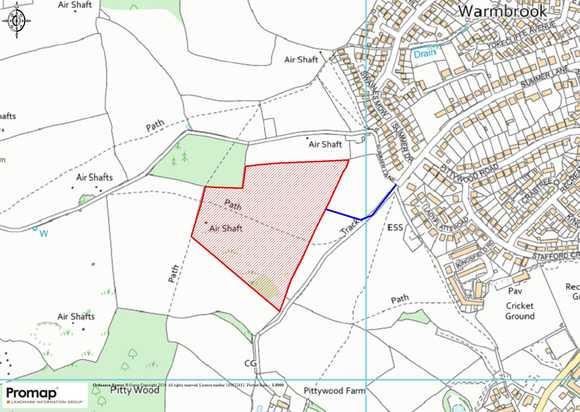 Land off Summer Lane, Wirksworth, Matlock