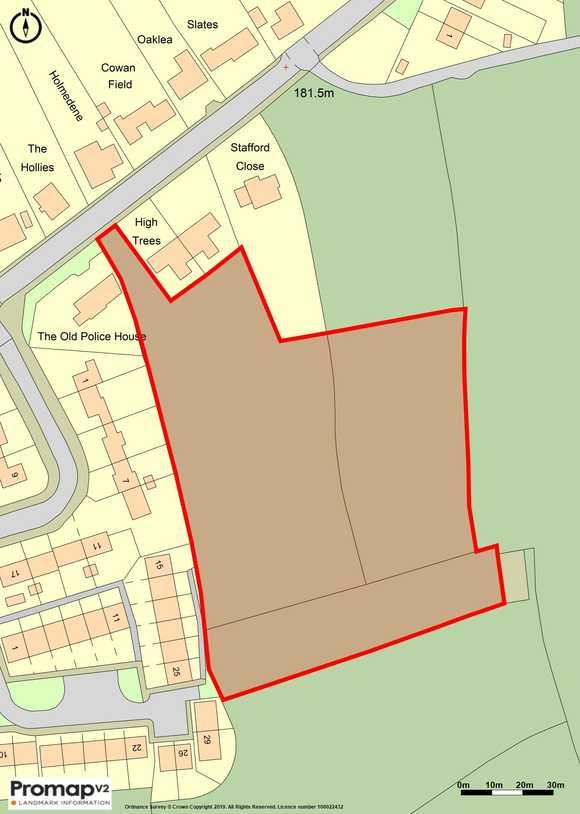 Land off How Lane, Castleton, Hope Valley