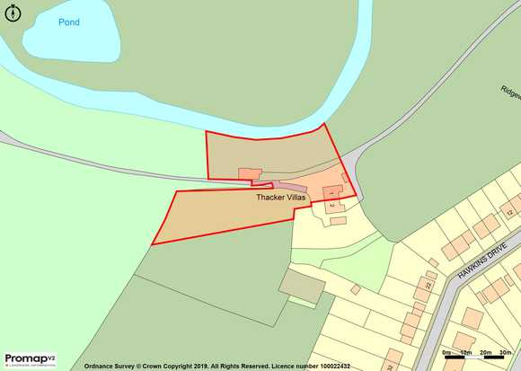 1 Thacker Villas, Ridgeway, Ambergate, Belper