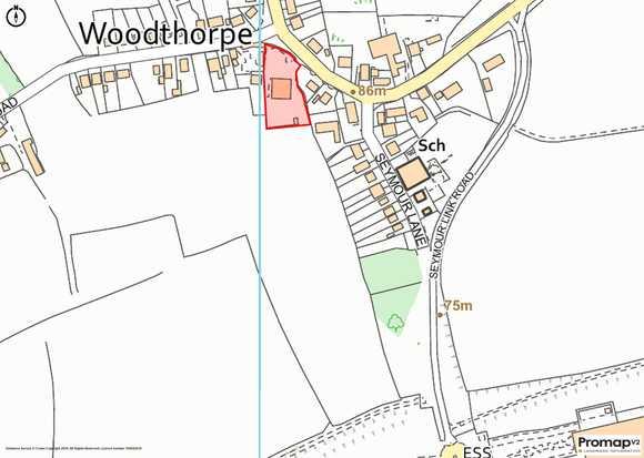 Development Site off , Bridle Road, Mastin Moor, Chesterfield