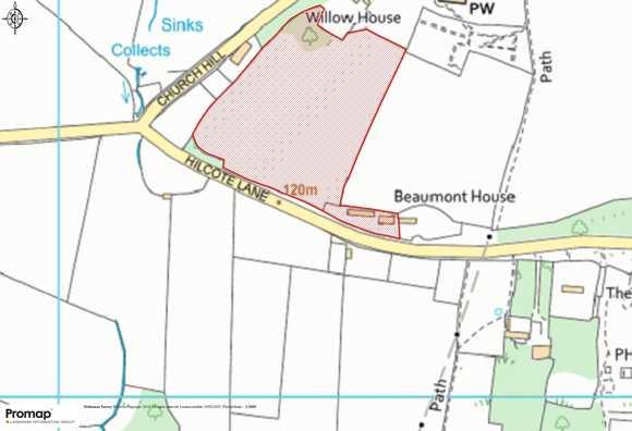 Beaumont House, Hilcote Lane, Hilcote, Alfreton