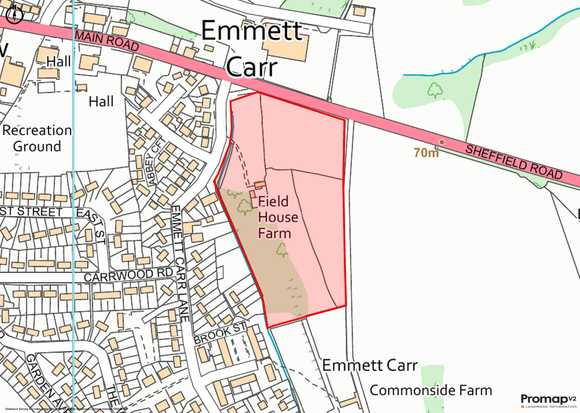 Field House Farm, Emmett Carr Lane, Renishaw, Sheffield
