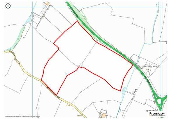 Land off Stafford Road, Lichfield
